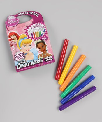 Disney Princess Coloring Book Set
