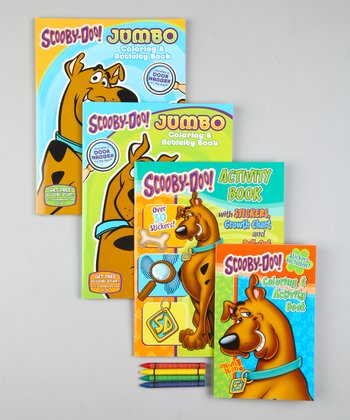 Scooby-Doo Fun Case