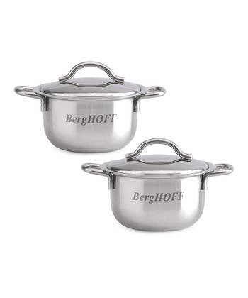 Mini Pot - Set of Two