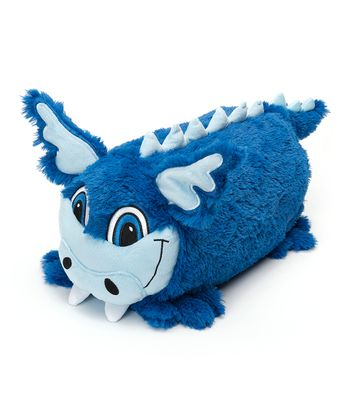 Jackson Dragon Cuddly Buddies Pillow & Throw