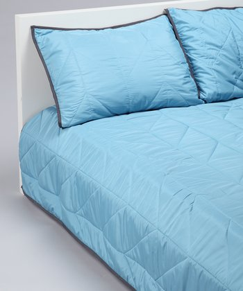 Deep Sea Polartec Comforter