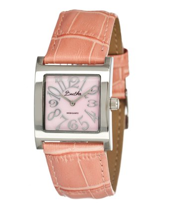 Light Pink Bettie Watch