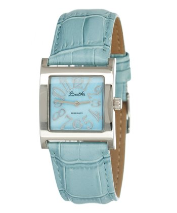 Powder Blue Bettie Watch