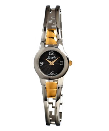 Black Elsie Watch