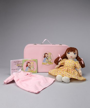 Best Pals Kathy Doll Gift Set
