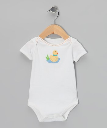 White Duck Bodysuit