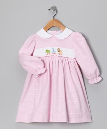 Pink Toy Parade Dress - Infant, Toddler & Girls