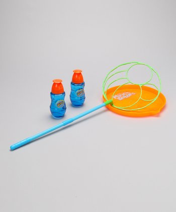 Super Miracle Bubbles Bubble Maker Set
