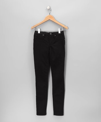 Black Nightchild Black Skinny Jeans