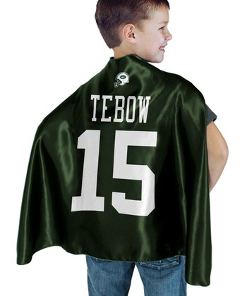 New York Jets Tim Tebow Hero Cape