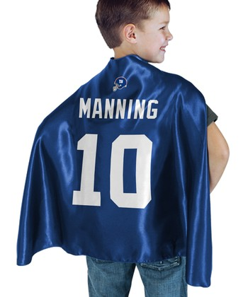 New York Giants Eli Manning Hero Cape