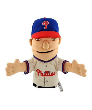Phillies Roy Halladay Hand Puppet