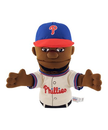 Phillies Ryan Howard Hand Puppet