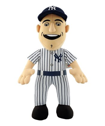 New York Yankees Derek Jeter Plush Toy