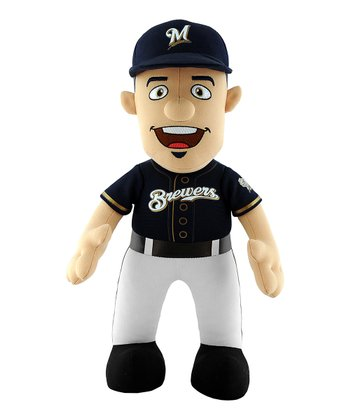 Brewers Mr. Sporto Plush Toy