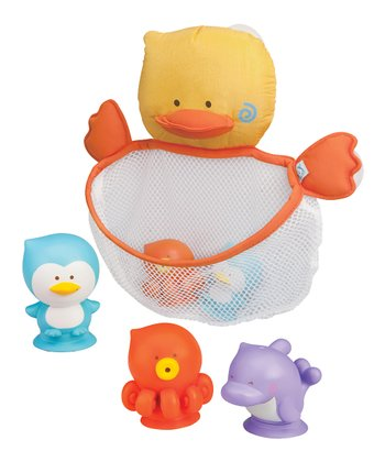 Nifty Net Bath Toy Set