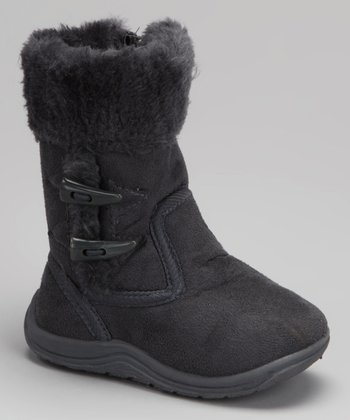 Gray Toggster Boot