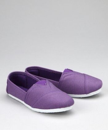 Blue Seude Shoes Purple Timmy Shoe