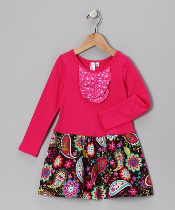Pink Janelle Dress - Infant