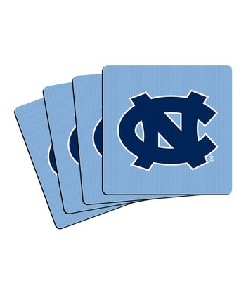 North Carolina Neoprene Coaster - Set of Four