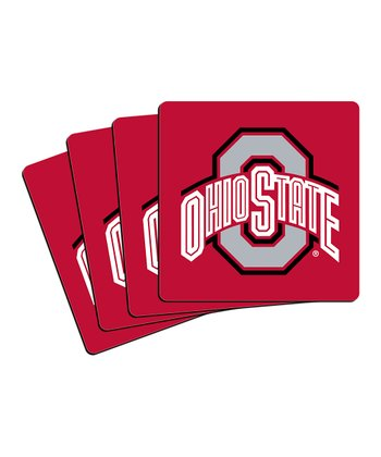 Ohio State Neoprene Coaster - Set of Four