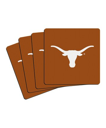 Texas Neoprene Coaster - Set of Four