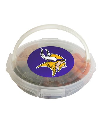 Minnesota Vikings Food Caddy