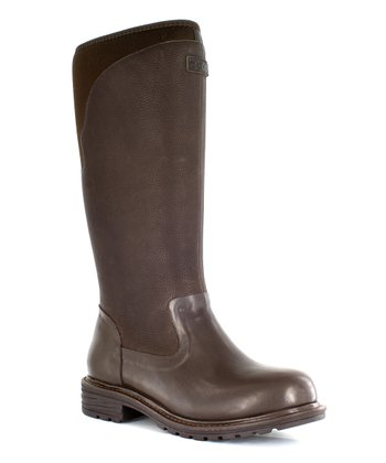 Chocolate Seymour Boot