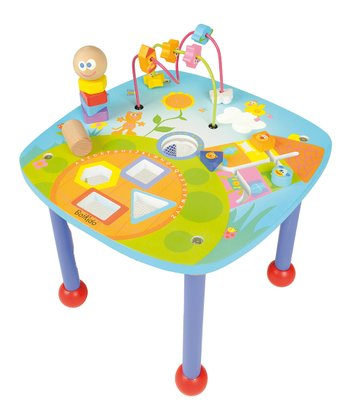Pastel Activity Table