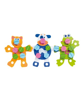 Animal Construction Set