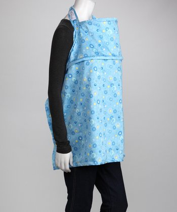 Booby Trapper Starry Sky Nursing Cover