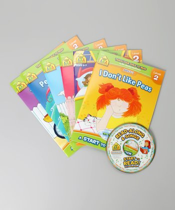 Start to Read! Level 2 Early Reading Program Set