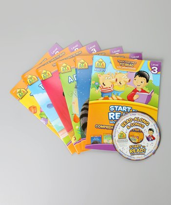 Start to Read! Level 3 Early Reading Program Set