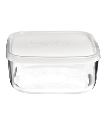 Frosted Frigoverre 13.5-Oz. Rectangle Container