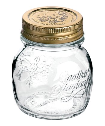 Quattro Stagioni 10-Oz. Canning Jar - Set of 12