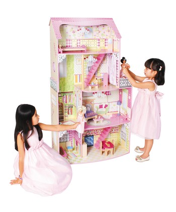 Four-Story Primrose Fashion Dollhouse