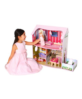 Two-Story Beverly Hills Fashion Dollhouse