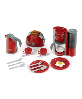 Breakfast Toy Set