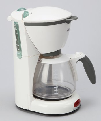 Braun Coffeemaker Toy
