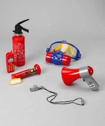 Firefighter Accessory Set