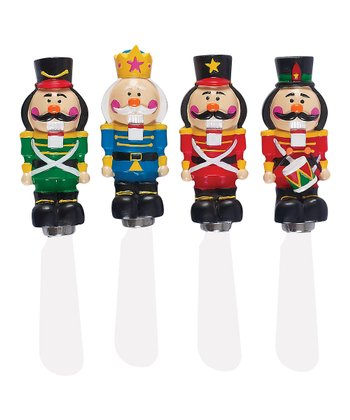 Boston Warehouse Nutcracker Spreader Set