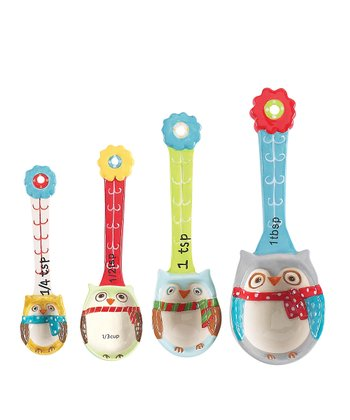 Boston Warehouse Measuring Spoon Set