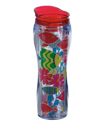 Under the Sea 14-Oz. Insulated Travel Mug