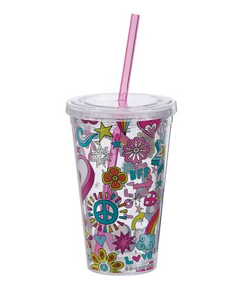 Doodles Insulated Tumbler