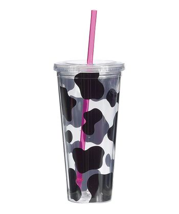 Cow 22-Oz. Insulated Tumbler