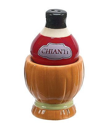 'Chianti' Salt & Pepper Shakers