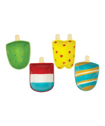 Summer Pops Tidbit Bowl Set