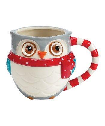 Boston Warehouse Snowy Owls Mug