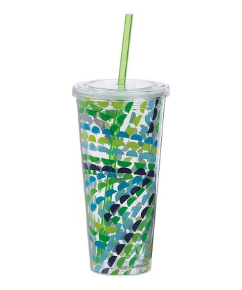 Cool Waves Insulated Tumbler