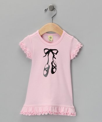 Baby Pink Ballet Dress - Infant, Toddler & Girls